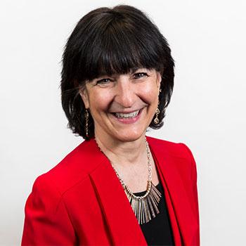 Suzanne Tsacoumis - President