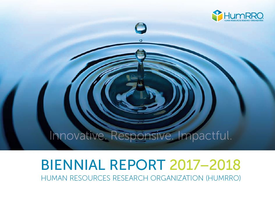Biennial Report: 2017 - 2018