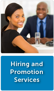 Hiring and Promotion